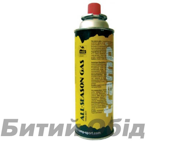 Баллон 220 грам (штырьковый) Tramp TRG-001 фото, купить, киев, запорожье