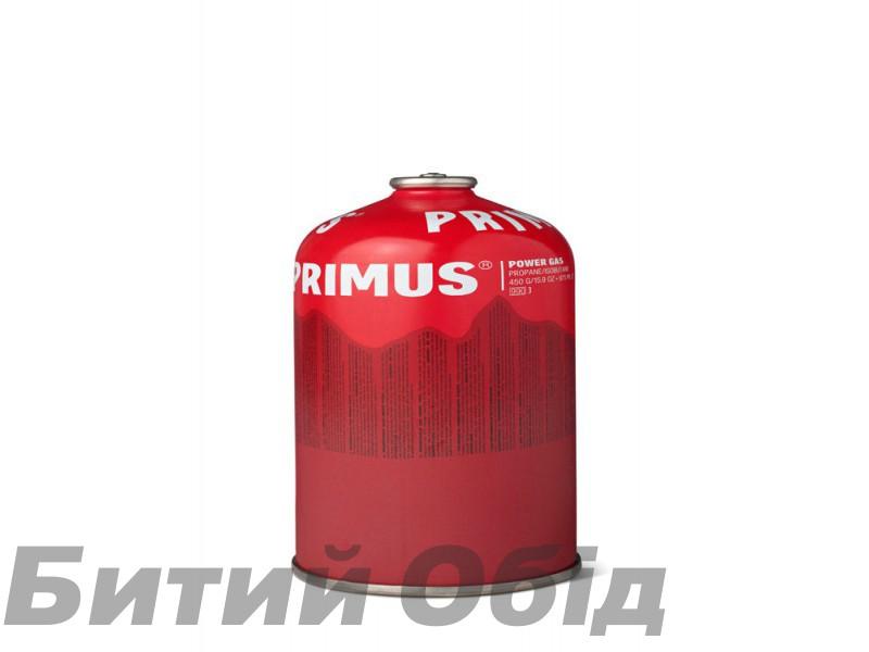 Газовый баллон Primus Power Gas 450g фото, купить, киев, запорожье