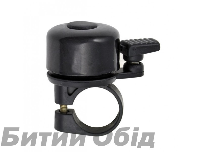 Звонок Longus MINIBLACK черн Special Edition