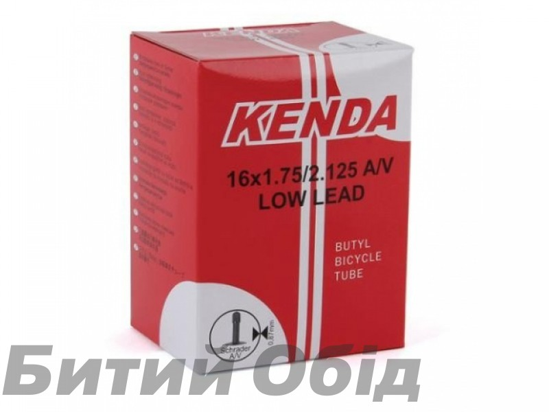 Камера Kenda 16x1.75-2.125 фото, купить, киев, запорожье