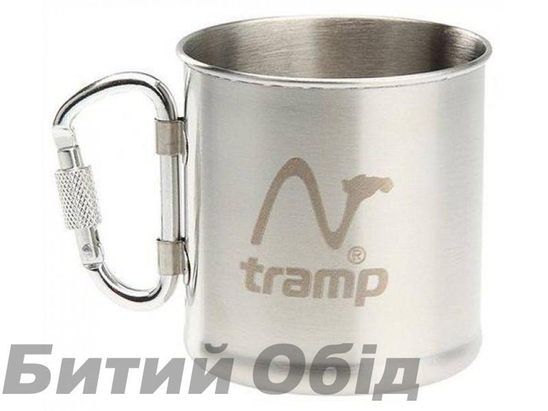Кружка с карабином 300 мл Tramp TRC-012 фото, купить, киев, запорожье