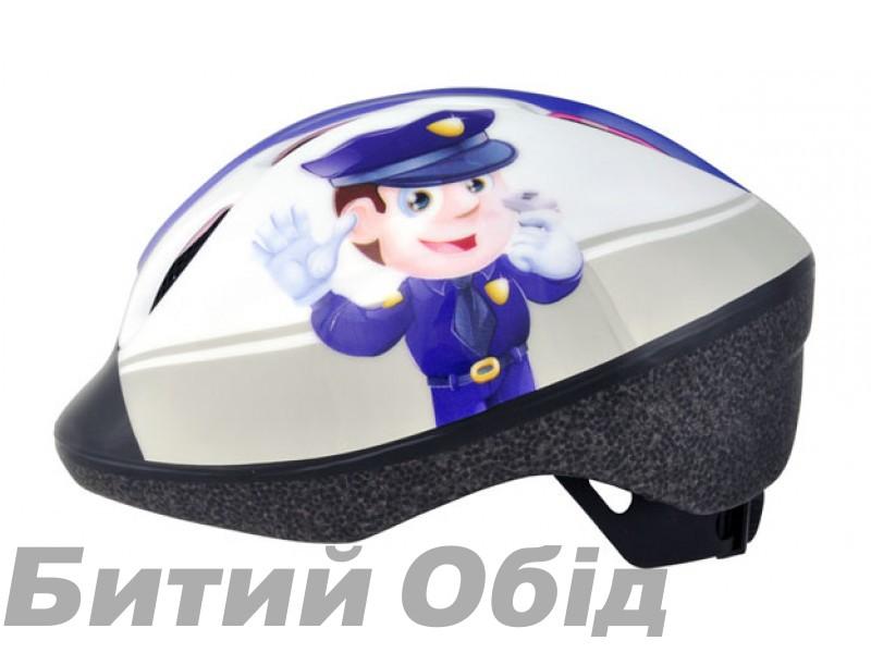 Шлем детский Longus FUNN 2.0 Police