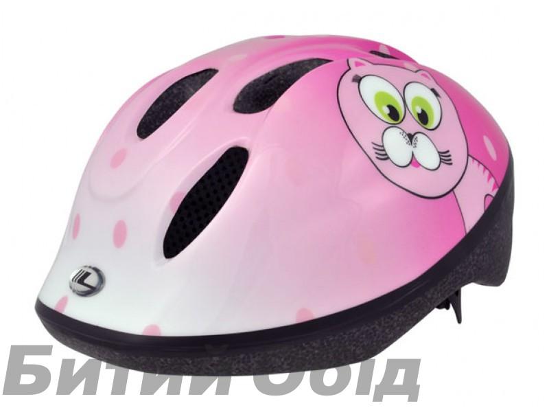 Шлем детский Longus FUNN 2.0 розовый