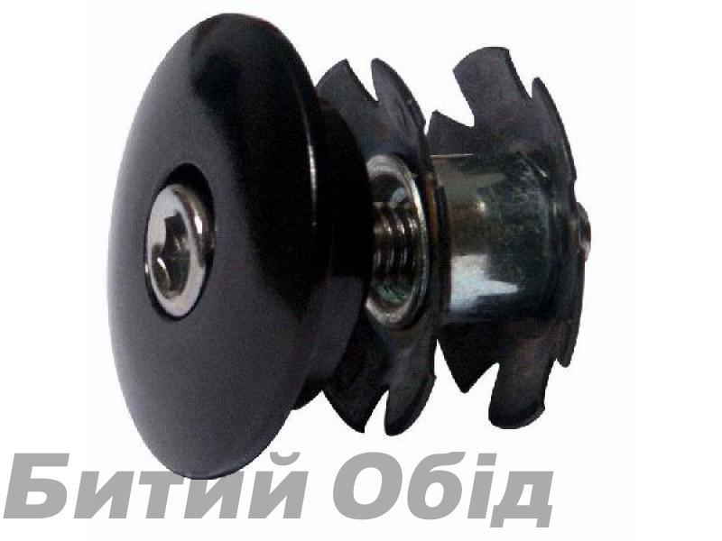 Ромашка на рулевую Longus 28,6мм 1 1/8, черн фото, купить, киев, запорожье