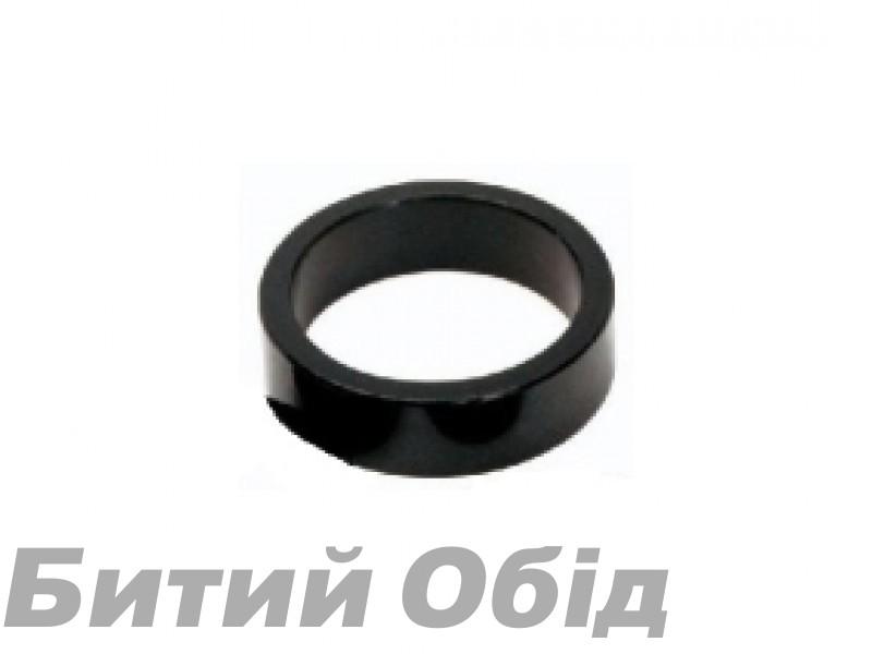 Проставочное кольцо под вынос Longus Alu 28,6/10мм черн фото, купить, киев, запорожье