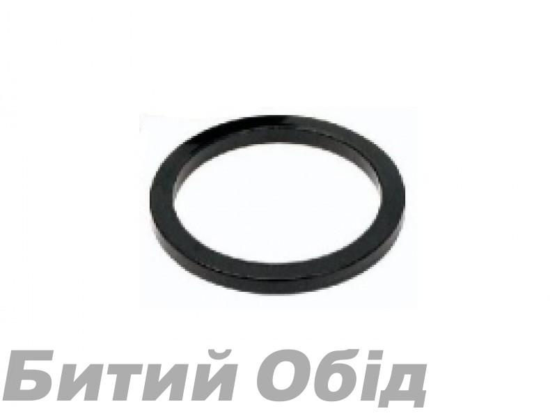 Проставочное кольцо под вынос Longus Alu 28,6/3мм черн фото, купить, киев, запорожье