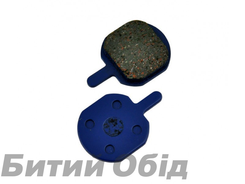 Тормозные колодки Longus Hayes GX-C, MX-2-XC SOLE organic