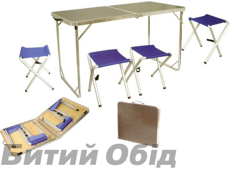 Набор мебели в кейсе Tramp TRF-005 фото, купить, киев, запорожье