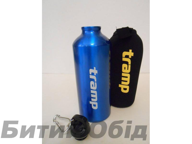 Бутылка в неопреновом чехле 0,6л. Tramp TRC-033