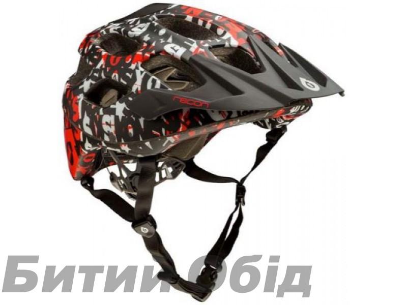 Шлем SixSixOne Recon REPEATER RED фото, купить, киев, запорожье