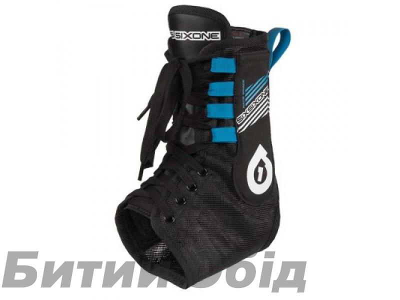 Защита ступни ноги SixSixOne Race Brace Pro фото, купить, киев, запорожье