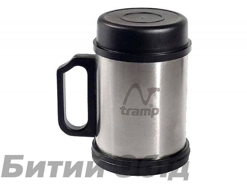 Термокружка с крышкой 400мл Tramp TRC-007