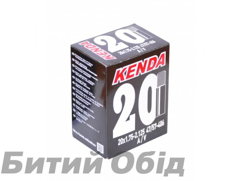 Камера Kenda 20x1.75-2.125 A/V фото, купить, киев, запорожье