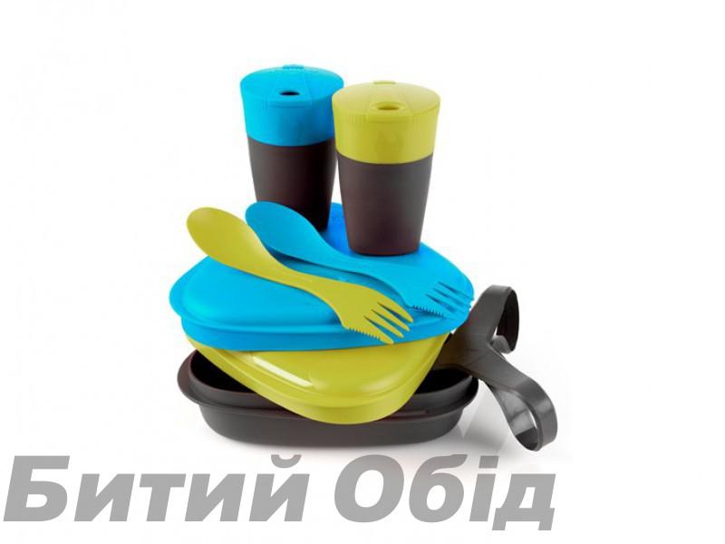 Набор посуды для двоих Light My Fire Pack Eat Kit фото, купить, киев, запорожье