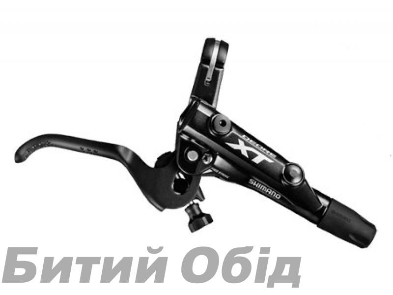 Tормоз ручка BL-M785-B DEORE XT правая, для гидр диск.торм