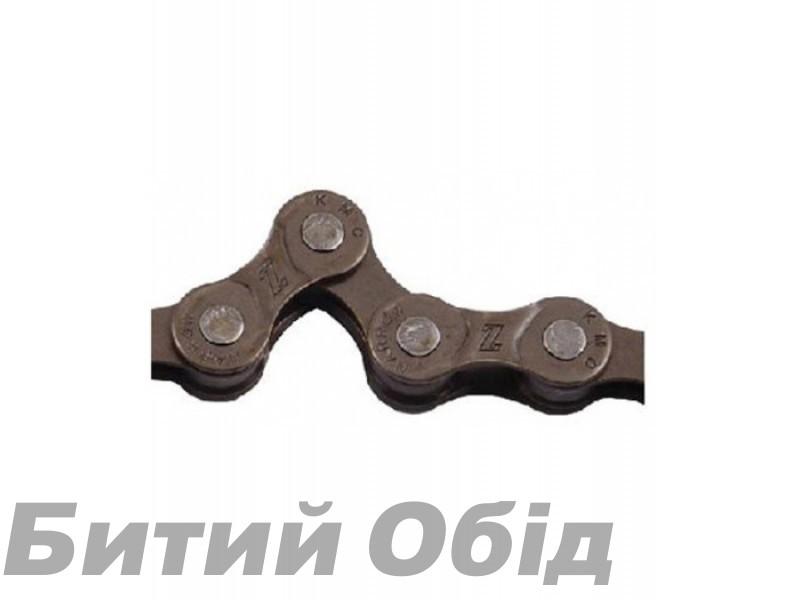 Цепь инд. 116 зв. 1/2x3/32 KMC Z51 brown/brown 7ск