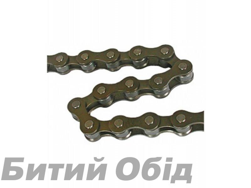 Цепь инд. 112 зв. 1/2x1/8 KMC Z410 brown/brown