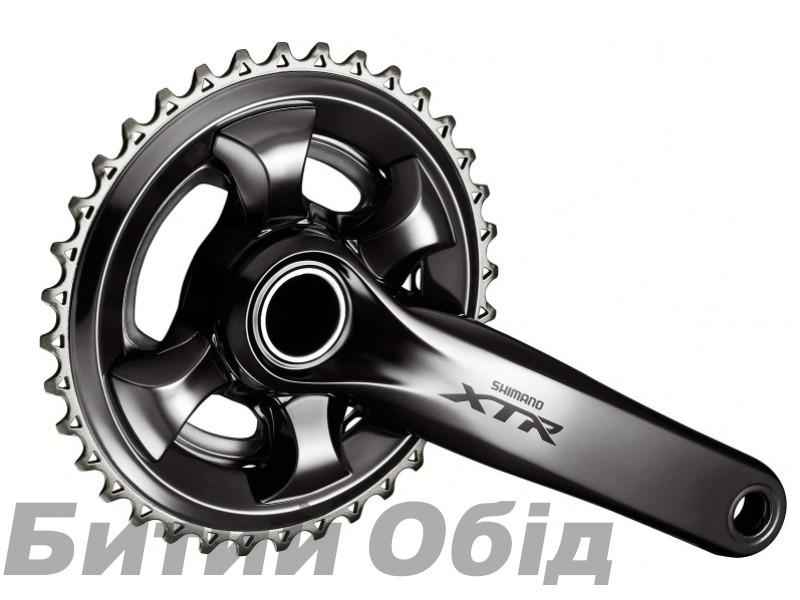 Шатуны Shimano XTR FC-M9020-2, Hollowtech II 175мм, 36х26, без компонентов каретки фото, купить, киев, запорожье