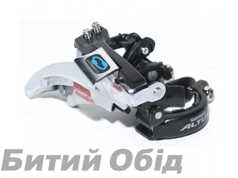 Переключатель передний Shimano FD-M310 Top-Swing, 34.9 (31,8мм) универс.тяга, для 42/48зуб
