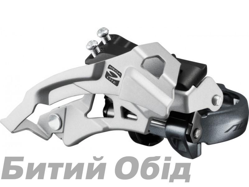 Переключатель передний Shimano FD-M4000, Top-Swing, для 40зуб