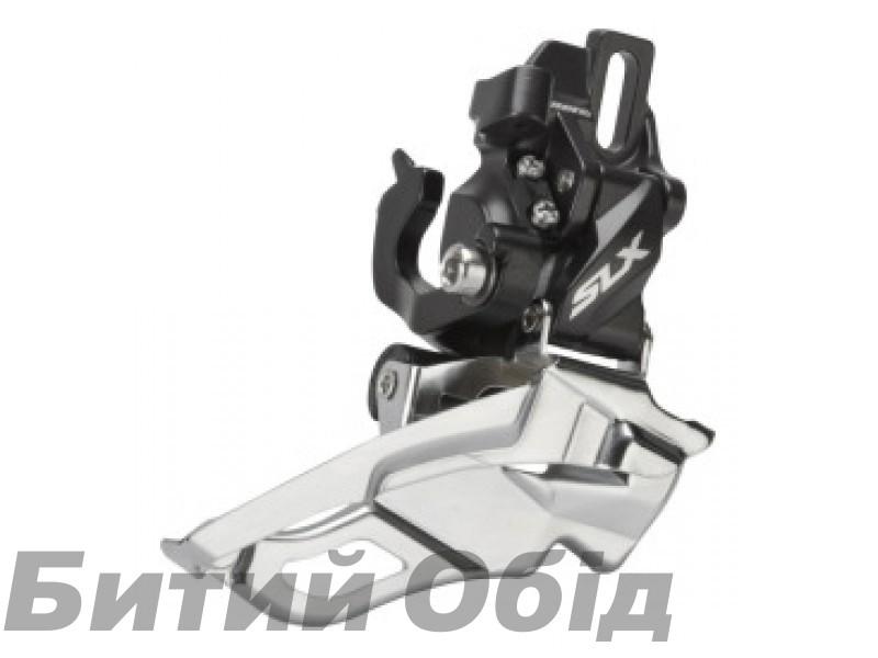 Переключатель передний Shimano FD-M671-D SLX, 3X10, DIRECT MOUNT Down-Swing