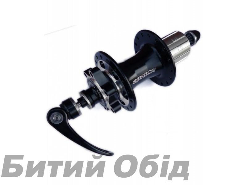 Втулка задн. Quanta KT-SR6R 36H под диск QR 145 mm черн фото, купить, киев, запорожье
