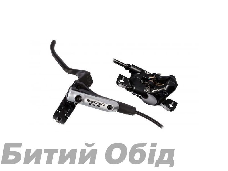 Тормоз дисковый гидравлический Shimano DEORE M615 передний фото, купить, киев, запорожье
