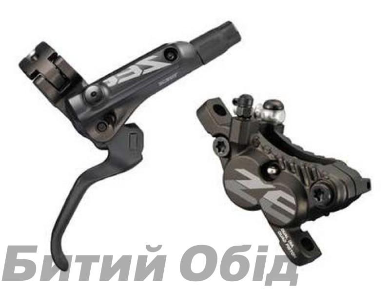 Тормоз дисковый гидравлический Shimano Zee M640 передний фото, купить, киев, запорожье
