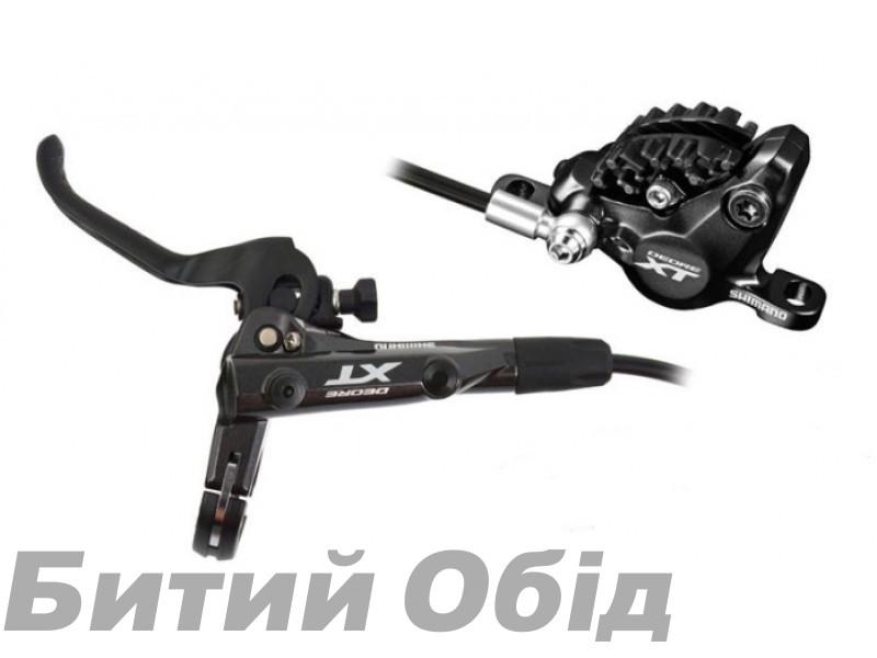 Тормоз гидравлический Shimano M8000 DEORE XT задний