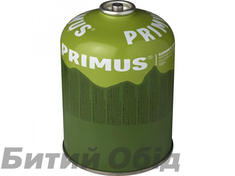 Газовый баллон Primus Summer Gas 450g