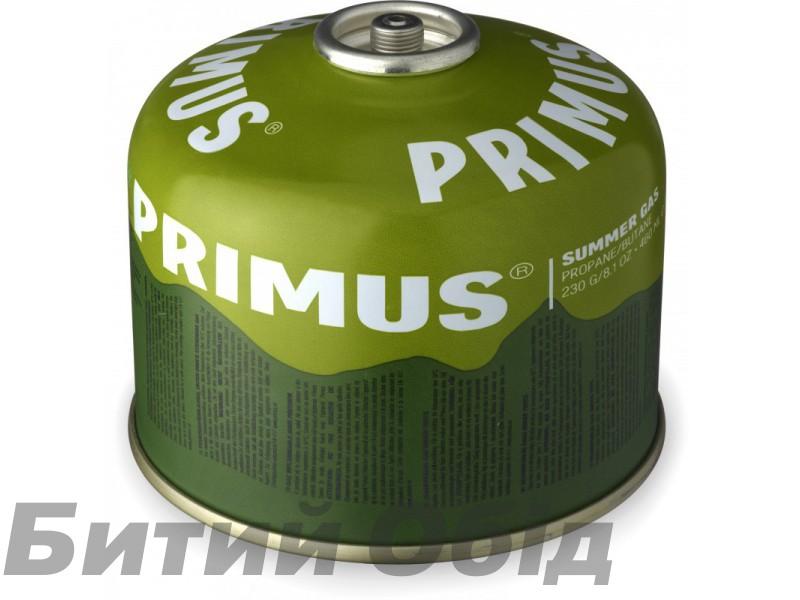 Газовый баллон Primus Summer Gas 230g фото, купить, киев, запорожье