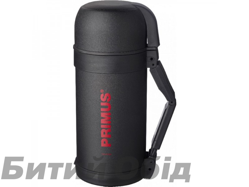 Термос Primus C&H Food Vacuum Bottle 1,2 l Black