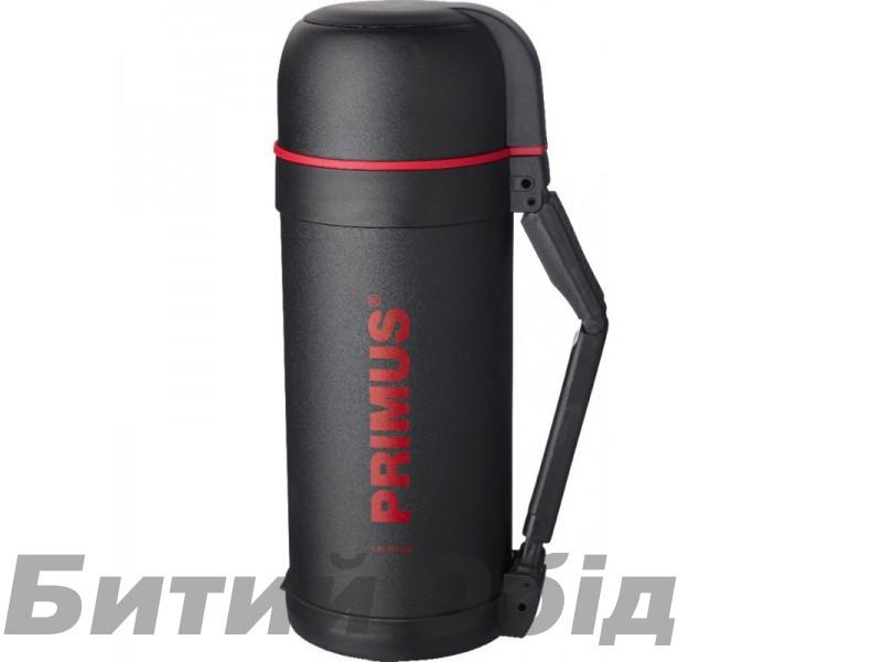Термос Primus C&H Food Vacuum Bottle 1,5 l Black фото, купить, киев, запорожье