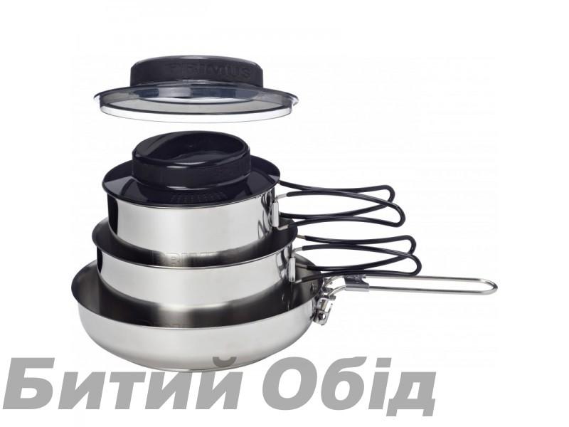 Набор посуды Primus Gourmet Set фото, купить, киев, запорожье