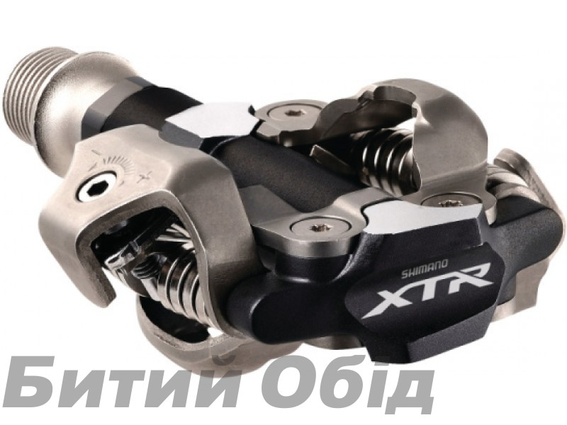 Педали Shimano XTR PD-M9000 XC-Racing, SPD +шипы