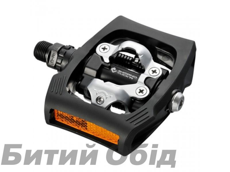 Педали контактные Shimano PD-T400 CLICK`R фото, купить, киев, запорожье