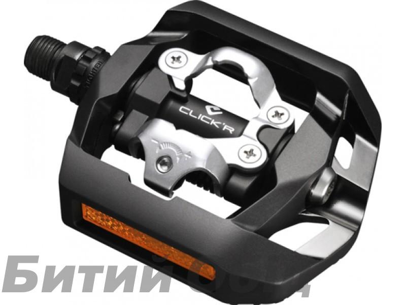 Педали контактные Shimano PD-T420 CLICK