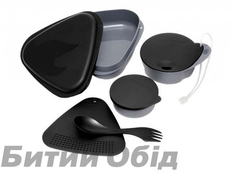 Набор посуды Light My Fire Outdoor Meal Kit, pin-pack фото, купить, киев, запорожье