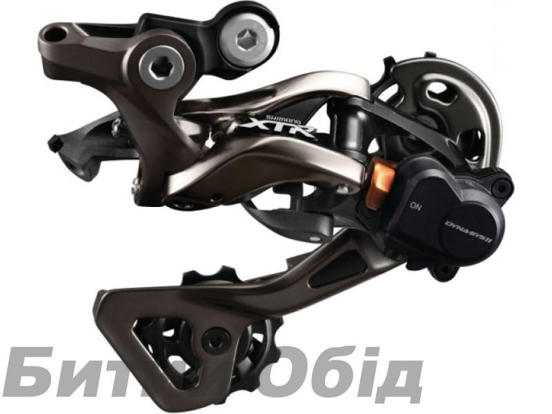 Переключатель задний Shimano XTR RD-M9000 SHADOW+ 11-скор. длин.плечо фото, купить, киев, запорожье