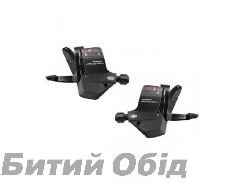 Манетки Shimano Acera SL-M390 3-9-ск + тросик