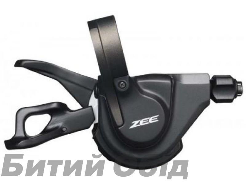 Шифтер Shimano SL-M640 ZEE, правый 10-скор. тросик 2050мм (OEM)