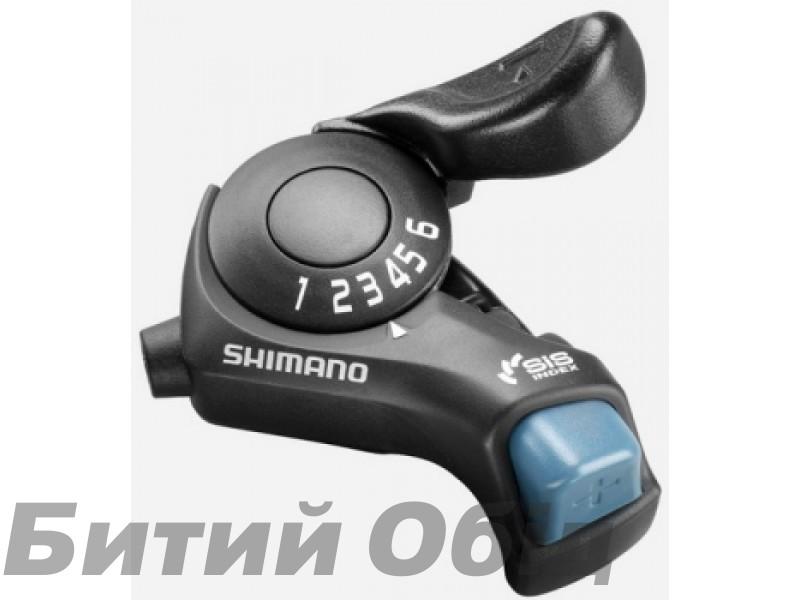 Шифтеры Shimano Tourney SL-TX30 3-6 ск. + тросик фото, купить, киев, запорожье