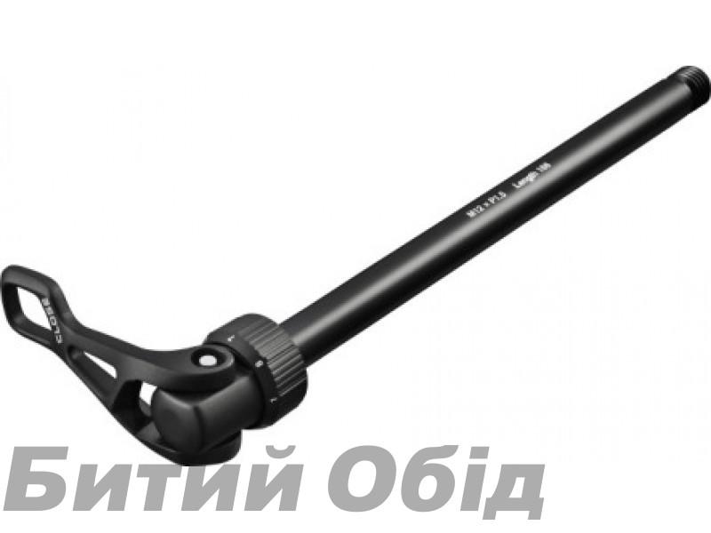 Ось задней втулки Shimano FH-M8010 SM-AX78 E-THRU I-TYPE, 142MM, DIA:12MM