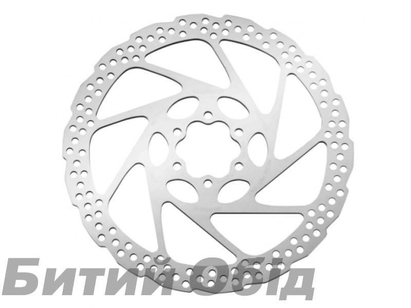 Ротор диска Shimano SM-RT56-M монтаж 6-болт, 180mm фото, купить, киев, запорожье