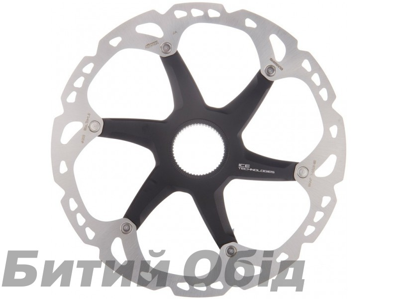 Ротор Shimano SM-RT81M 180мм, ICE TECH, CENTER LOCK