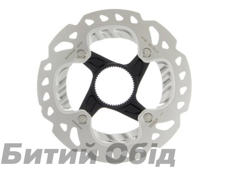 Ротор Shimano SM-RT99SS 140мм, ICE TECH FREEZA, CENTER LOCK