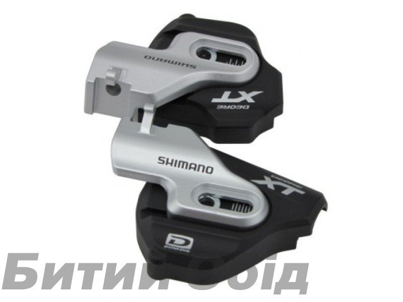 Компонент интеграции шифтера Shimano DEORE XT SM-SL78, для торм ручки (пара)