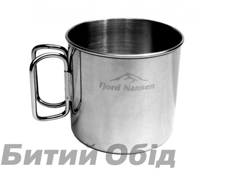 Кружка Fjord Nansen BRANN 0.5L