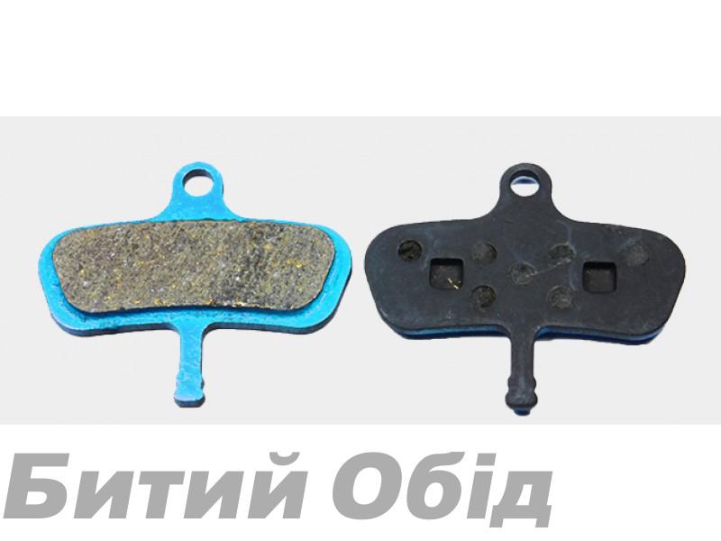 Тормозные колодки дисковые Sheng-An Avid Code/Code 5 (BP-035)