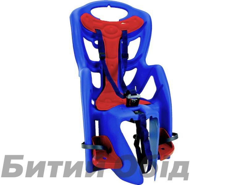 Сиденье детское Bellelli PEPE Standart Multifix до 22кг синее